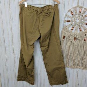 J. Crew Pants - J. Crew Wide Leg Chino Pants